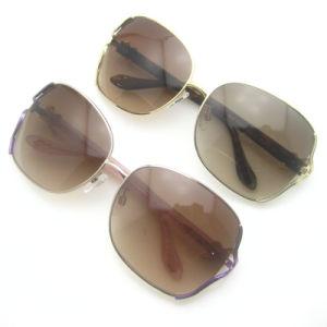 Metal Fashion Woman Design Polarized Sunglasses pictures & photos