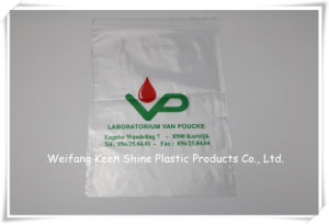 Good Quality Resealable Ziplock Waterproof Industrial Used Transparent Storage Bag pictures & photos