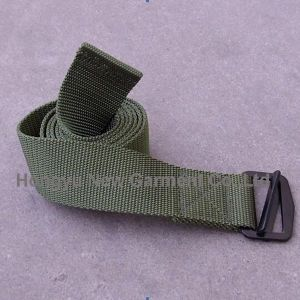 Green Nylon Bdu Webbing Belt (HY-WB002) pictures & photos