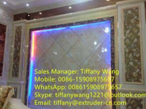 PVC Decoration Board Extrusion Machine pictures & photos