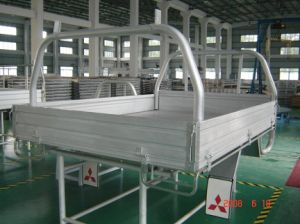 Aluminum Hot-Selling Truck Tray Body in Australia Market pictures & photos