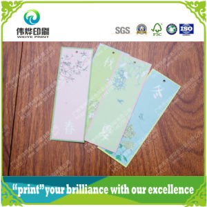 High Quality Printing Clothing Label Hang Tag for Garments pictures & photos