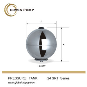Srt Round Pressure Tank pictures & photos