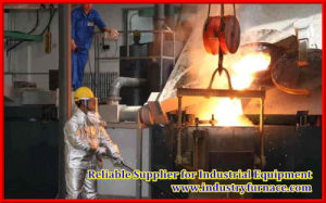 Brass Melting Furnace (GW-2T-1200KW/0.5S) pictures & photos
