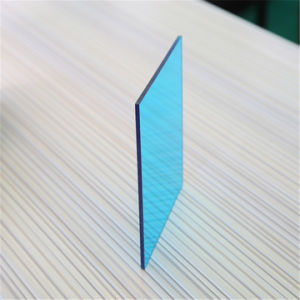 UV Blocking Polycarbonate Plastic Solar Panel