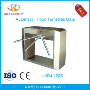 CE Approved Waterproof and Dustproof Can Customized Tripod Turnstile pictures & photos