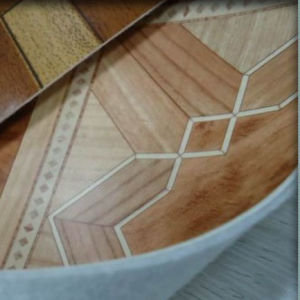 Printed PVC Flooring / Vinyl Flooring / Wooden Pattern pictures & photos