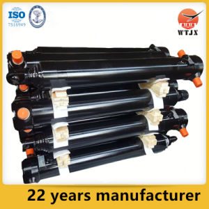 Fe Type Light Weight Front End Hydraulic Cylinder for Truck Equipment pictures & photos