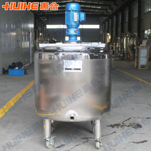 Stainless Steel Mixer Tank (China Supplier) pictures & photos