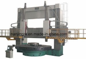 (CNC) Vertical Matel Turning Lathe Machine (SLC250Q-SLC500Q) pictures & photos