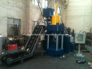 Scrap Metal Block Making Machine Sbj5000 pictures & photos