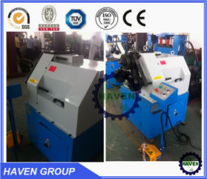 WYQ24 Series Hydraulic Section Bender Machine with ISO certificate pictures & photos