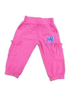 100% Cotton Girl Pants, Hot Sales Kids Clothing (SGP021) pictures & photos