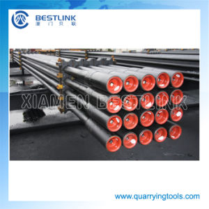 High Quality DTH Drilling Pipe Steel Rod for Mining pictures & photos