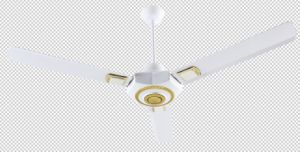 """56"""" Ceiling Fan Roof Fan (DFS12-208)"""