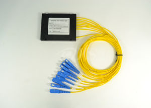 1X8 ABS Type PLC with Sc PC Connector pictures & photos
