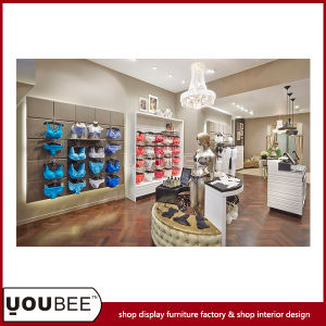 Factory Supply Showcases for Ladies′ Lingerie Shop Interior Design pictures & photos