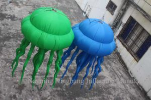 Hot Sale Inflatable Advertising Jellyfish Inflatable Advertisement with LED Light for Event pictures & photos