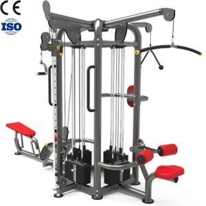 New Arrival Commercial 4 Station-Single Pod Fitness Equipment pictures & photos
