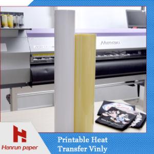 61cm X50m, 3′′core, Printable Heat Transfer Vinyl for Garment  pictures & photos