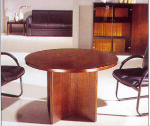 Modern Design Round Table Negotation Table