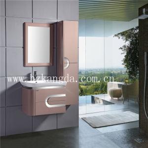 PVC Bathroom Cabinet/PVC Bathroom Vanity (KD-5003) pictures & photos