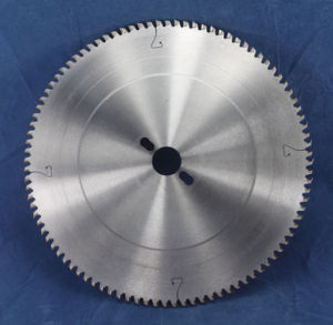 Industrial Grade Hard T. C. T Circular Saw Blade for Steel