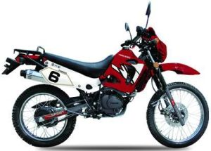 Classic Design off-Road Motorcycle 150cc (HD150GY)