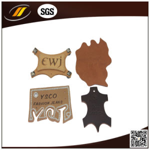 Fashionable Garment Leather Label for Jeans, Jackets