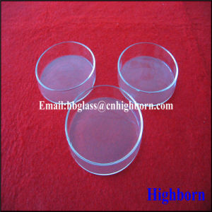 Manufacurer Fused Silica Quartz Glass Petri Dish Supplier pictures & photos