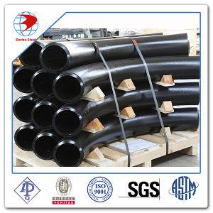 ASTM A234 Carbon Wpb ANSI B16.9 Bw 3D 5D 10d 90 Degree Factory Bend pictures & photos
