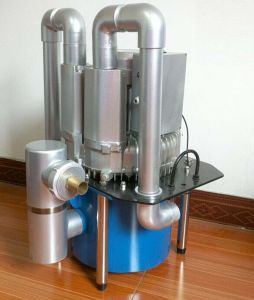 Dental Suction Unit High Quality Support 3-5 Dental Units pictures & photos