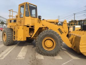 Used Caterpillar Loader Cat 966c for Sale pictures & photos