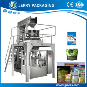 Automatic Peanut Food Powder Granule Pouch Bag Packaging Packing Machine pictures & photos