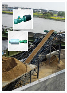 Wd Belt Conveyor Motorized Pulley Drum Electric Conveyor Roller pictures & photos
