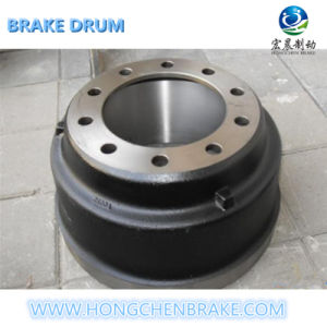 Hot Sell Iron Brake Drum High Performance ISO9001