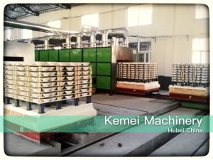 Tunnel Kiln for Ceramic/Bone China Teaset pictures & photos