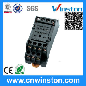 General Purpose Industrial Plastic Relay Socket with CE pictures & photos