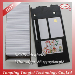 Magnetic Stripe IC Card for Cannon Printer pictures & photos