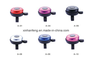 Alloy Bicycle Mini Bell (HEL-217) pictures & photos