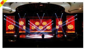 P10 Indoor SMD LED Screen for Big Stage Performance pictures & photos