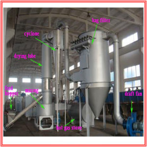 Chuangke Flash Dryer for Sarcosine, Methyl Glycosine, Methyl-Aminoacetic Acid pictures & photos