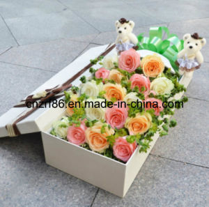 Customized Flower Gift Paper Box pictures & photos
