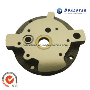 Brass Flange for Boiler Accessory