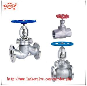 Stainless Steel Valve & Globe Valve with Flange Valve