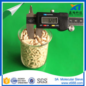 Xintao 3A Molecular Sieve with Pellet 1/8 Inch (3.2mm) pictures & photos