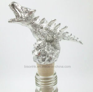 Dinosaur Design Bottle Stopper pictures & photos