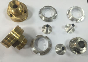 Customized Mold Parts Processed by CNC pictures & photos