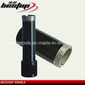 High Quality Diamond Crown Drill Bits for Hard Rock pictures & photos