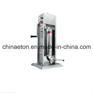 Red Color Sausage Stuffer Machine (CV-12) pictures & photos